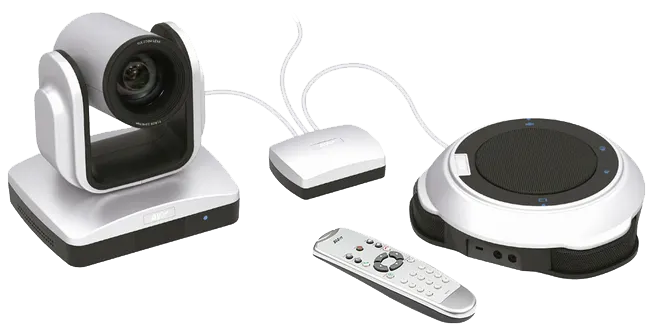 Câmera de videoconferência vc520 aver