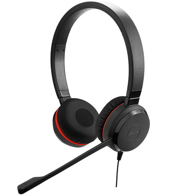 Headset Jabra Evolve 30 Ms Stereo