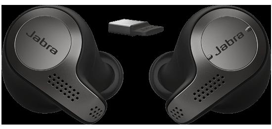 Headset jabra evolve 65 ms stereo