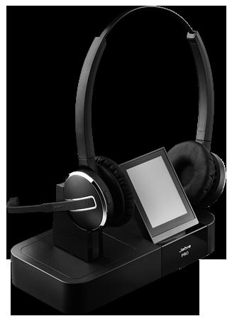 Headset jabra pro 9400