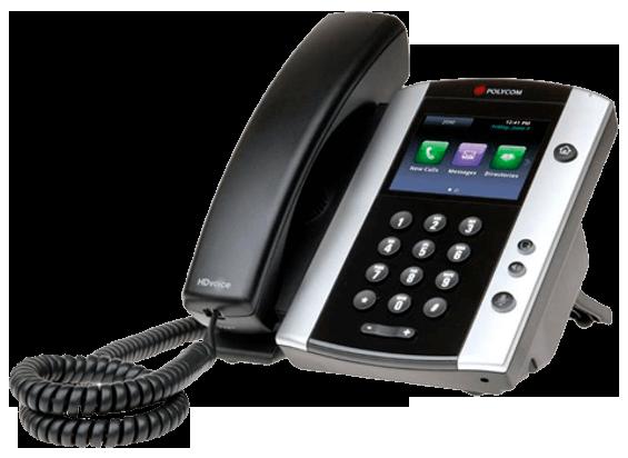 Telefone IP Polycom