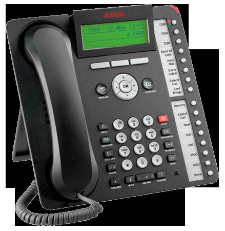 Telefone PABX Avaya