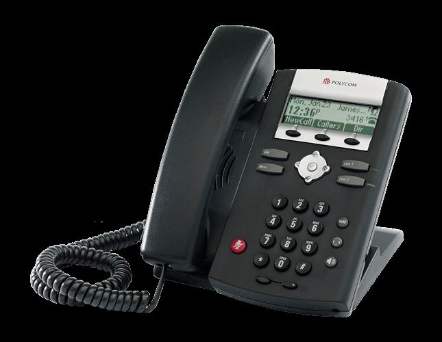 Telefones de conferência Polycom