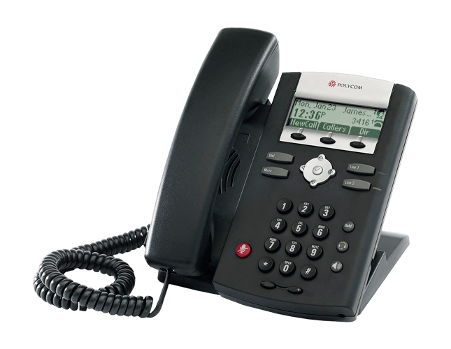 Telefones Voip Polycom