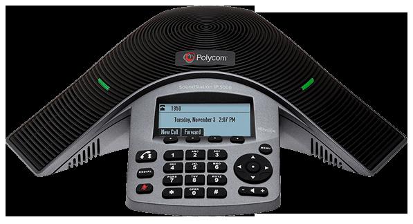 Venda de aparelho Soundstation IP5000 Polycom