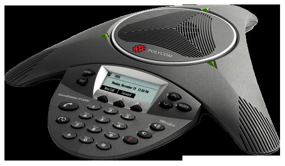 Venda de aparelho Soundstation IP6000 Polycom