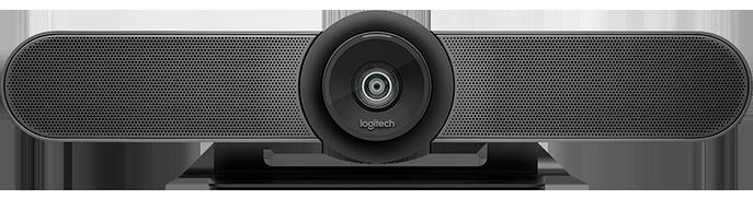 Video conferencia logitech meetup